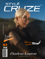 AUGUST 2020 Issue (Vol: 63) | STYLÉCRUZE Magazine book cover