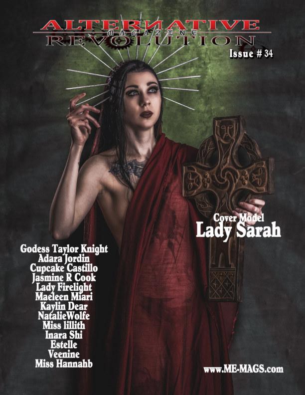 View Alternative Revolution Magazine by Michael Enoches