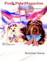 Posh Pets Magazine Issue 5 book cover