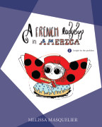 A French Ladybug in America 3 book cover