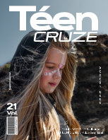 AUGUST 2020 Issue (Vol: 21) | TÉENCRUZE Magazine book cover