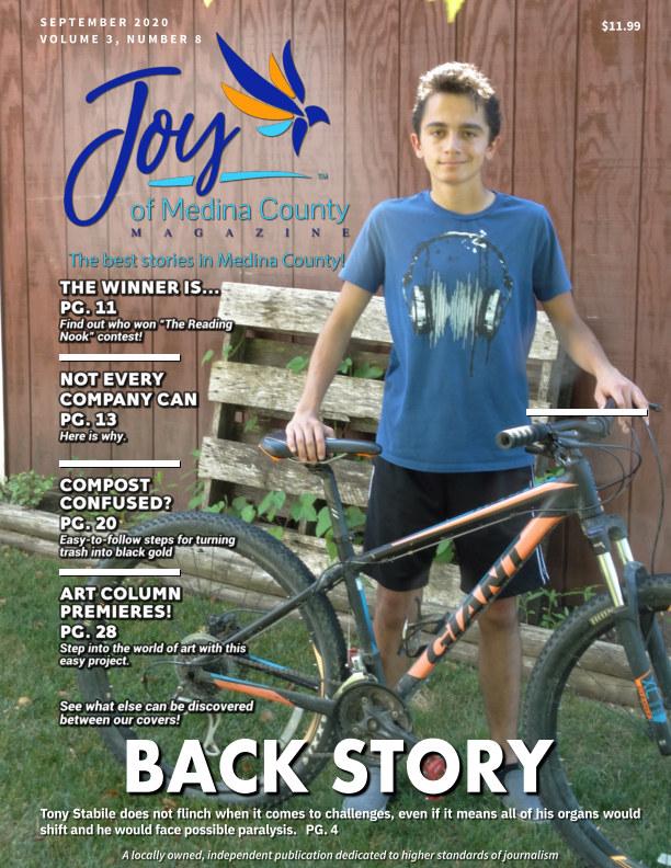 View Joy of Medina County Magazine September 2020 by Blake House Publishing, LLC