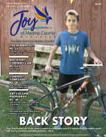 Joy of Medina County Magazine September 2020 book cover