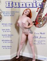 Hunnie Magazine - Feb 15, 2020  Issue #84 book cover