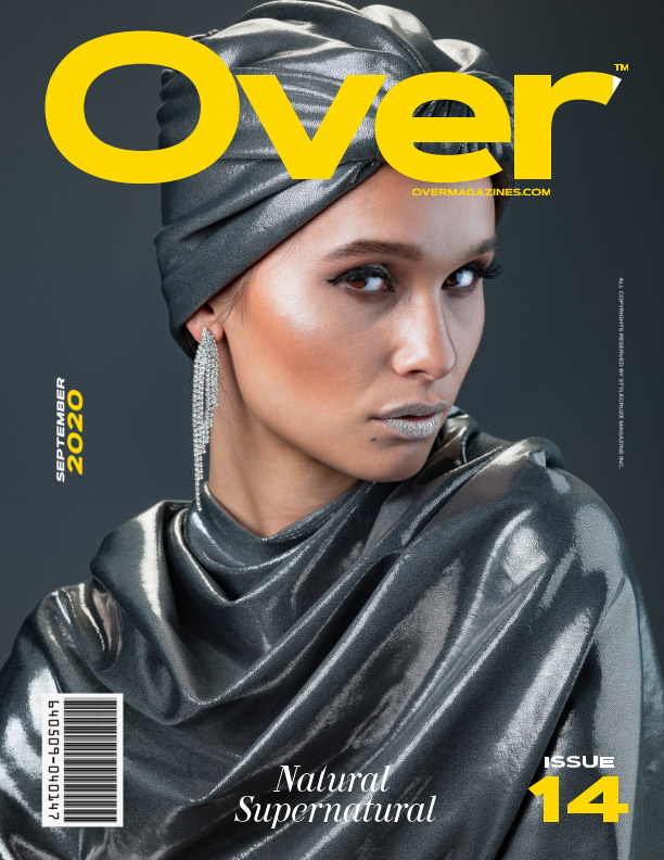 View SEPTEMBER 2020 Issue (Vol-14) | OVER Magazines by Divyesh Pillarisetty