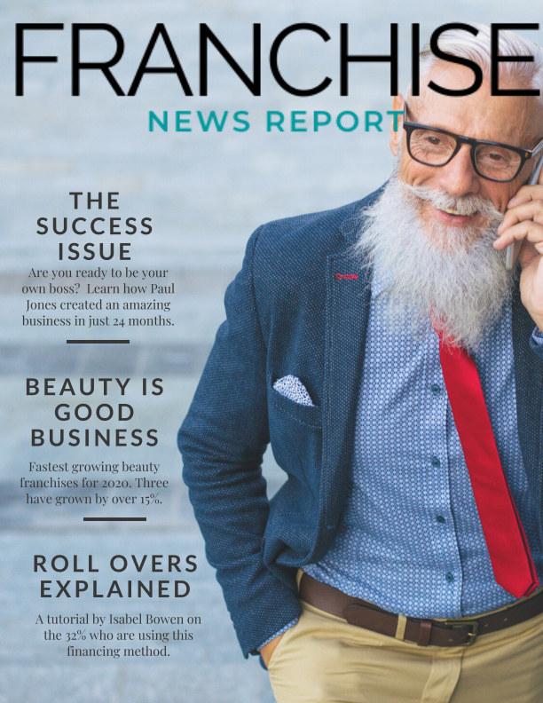 View Franchise News Report 1 by Joanna Stone
