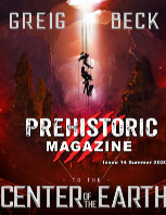 Prehistoric Magazine - August 2020 Issue 14 book cover