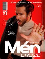 SEPTEMBER 2020 Issue (Vol: 09) | MEN CRUZE Magazine book cover