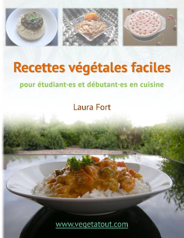 View Recettes végétales faciles by Laura Fort