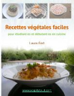 Recettes végétales faciles book cover