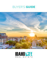 Idaho Life Buyer's Guide book cover