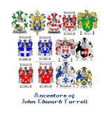 Ancestors of John Edward Farrell book cover