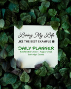 Living My Life Like the Best Example ﷺ book cover