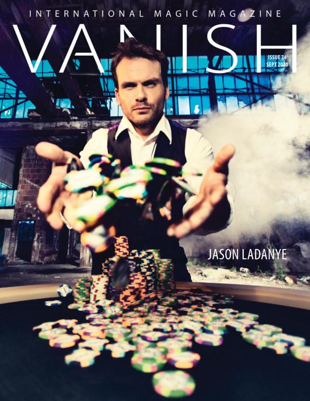 View Vanish Magazine 74 by Paul Romhany