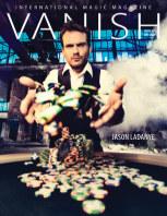 Vanish Magazine 74 book cover