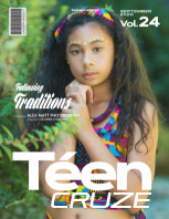 SEPTEMBER 2020 Issue (Vol: 24) | TÉENCRUZE Magazine book cover