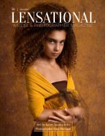 LENSATIONAL Model and Photographer Magazine #58 Issue | Children - September 2020 book cover