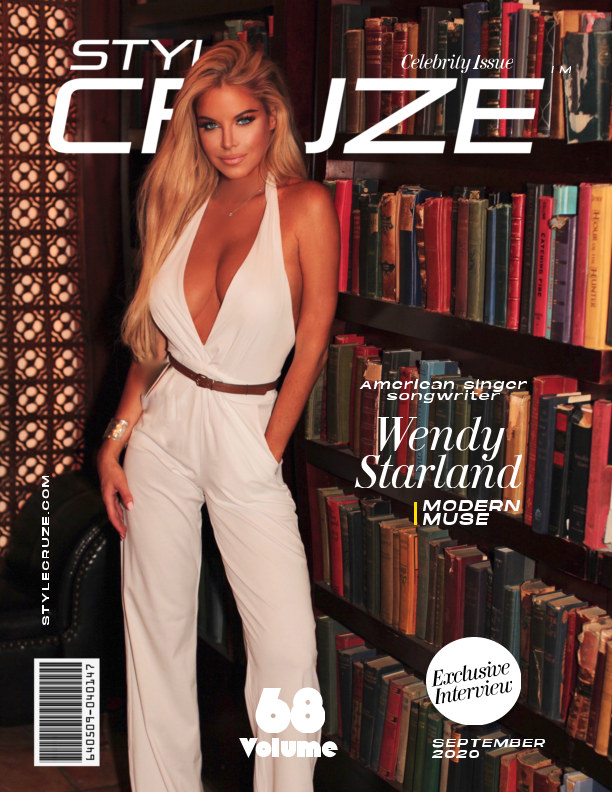 View SEPTEMBER 2020 Issue (Vol: 68) | STYLÉCRUZE Magazine by Divyesh Pillarisetty