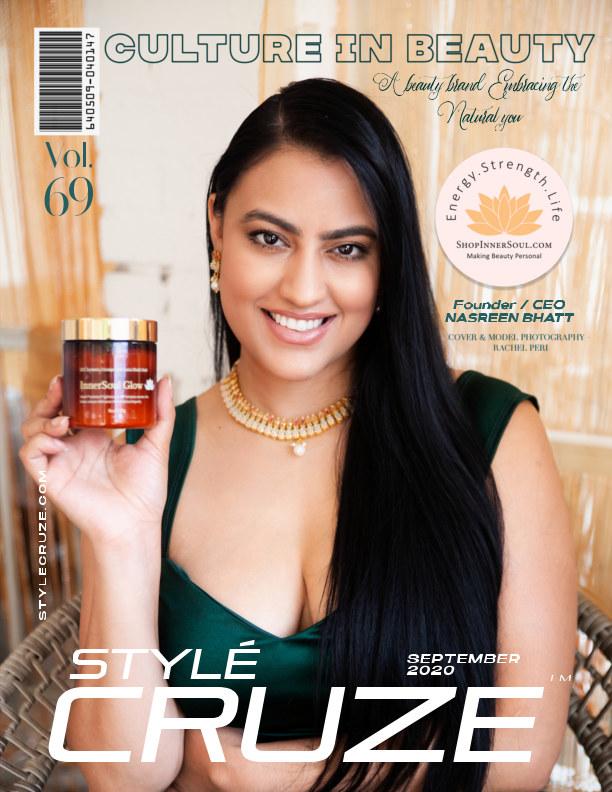View SEPTEMBER 2020 Issue (Vol: 69)   STYLÉCRUZE Magazine by Divyesh Pillarisetty