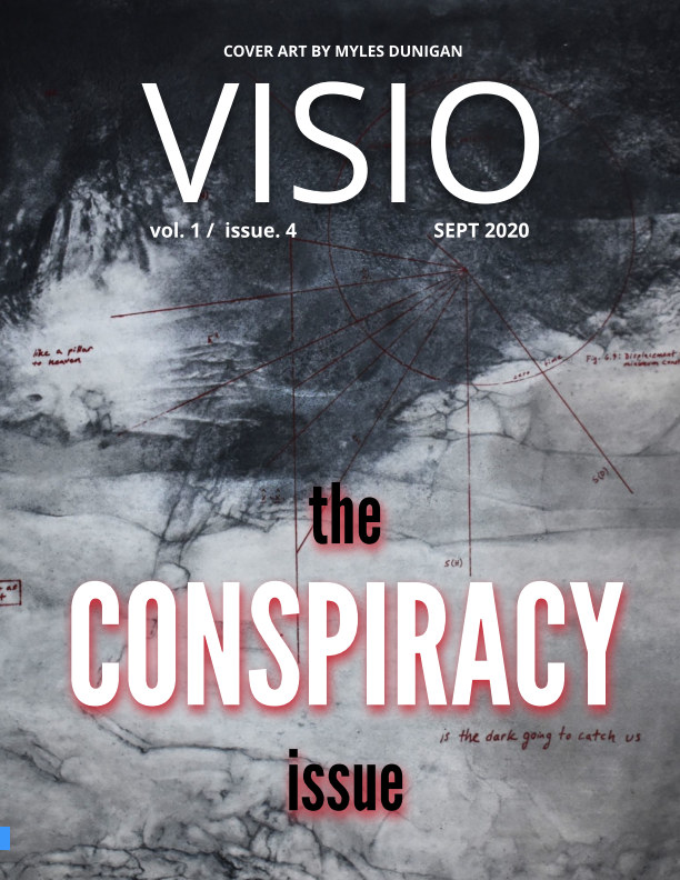 View The CONSPIRACY Issue by VISIO Magazine