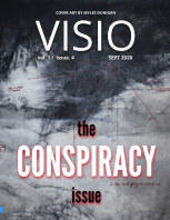 The CONSPIRACY Issue book cover