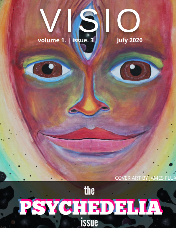 View The PSYCHEDELIA Issue by VISIO Magazine