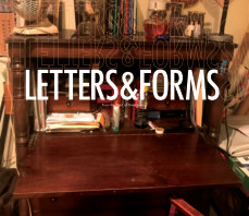 Letters and Forms book cover