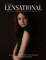 LENSATIONAL Model and Photographer Magazine #59 Issue | Teenager - September 2020 book cover