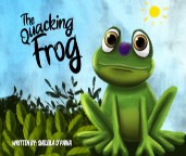 The Quacking Frog book cover
