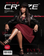 SEPTEMBER 2020 Issue (Vol: 70) | STYLÉCRUZE Magazine book cover