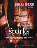 Gen Rise Media - Sparks - Issue 19 book cover