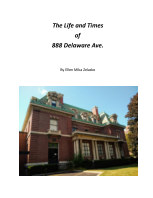 The Life and Times of 888 Delaware Ave. book cover