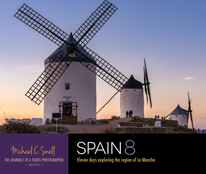View Spain 8 by Michael C. Snell