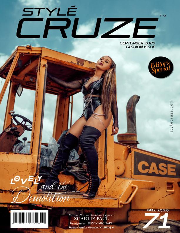 View SEPTEMBER 2020 Issue (Vol: 71)   STYLÉCRUZE Magazine by Divyesh Pillarisetty