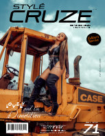 SEPTEMBER 2020 Issue (Vol: 71) | STYLÉCRUZE Magazine book cover