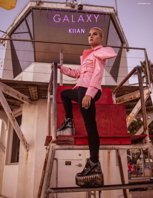 View Galaxy Magazine: September 2020 Kiian by Yising Kao