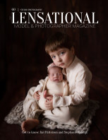 LENSATIONAL Model and Photographer Magazine #60 Issue | Studio Photography - September 2020 book cover