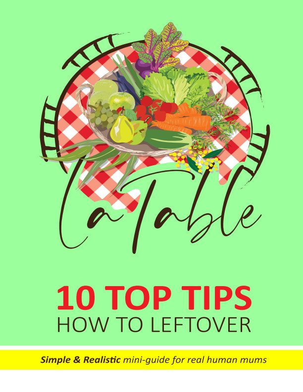 View 10 Top tips how to leftover by Marie-Claude Gagne