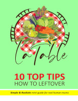 10 Top tips how to leftover book cover