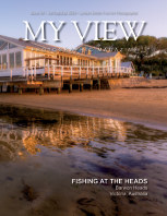 My View Issue 36 Quarterly Magazine book cover