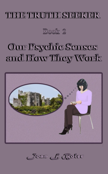 View The Truth Seeker : Book 2 : Our Psychic Senses and How They Work by Joan L Boler