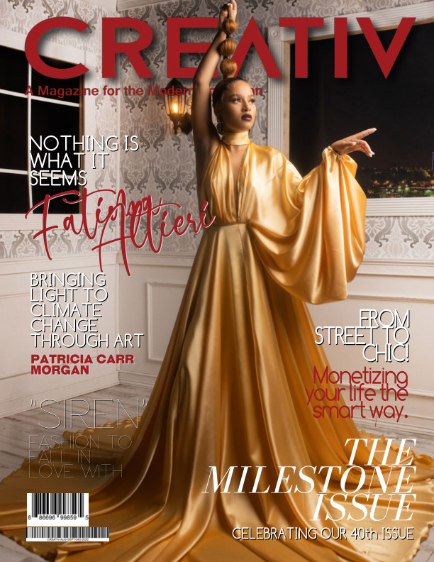View Creativ Magazine Issue #40 -Version 1 by Creativ Magazine Inc