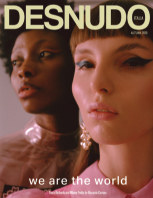 Desnudo Magazine Italia Issue 8 - Tracy and Milena Cover book cover