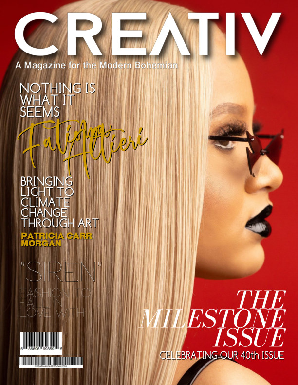 View Creativ Magazine Issue #40 -Version #2 by Creativ Magazine Inc