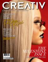 Creativ Magazine Issue #40 -Version #2 book cover