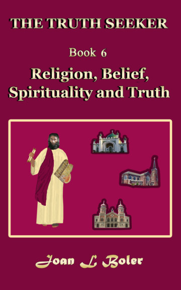 View THE TRUTH SEEKER : Book 6 : Religion, Belief, Spirituality and Truth by Joan L Boler