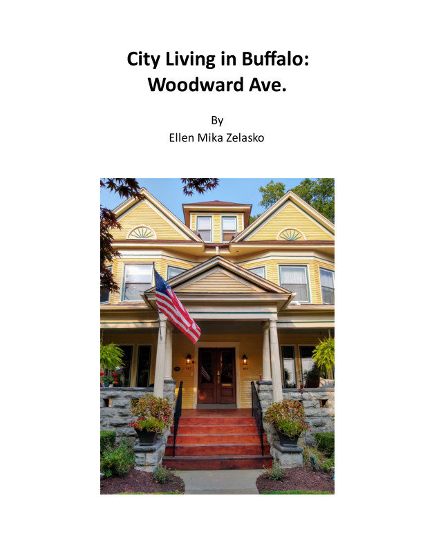 View City Living in Buffalo:  Woodward Ave. by Ellen Mika Zelasko