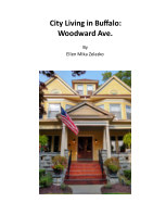 City Living in Buffalo:  Woodward Ave. book cover