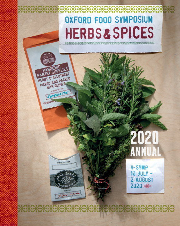 Ver Oxford Food Symposium Annual 2020, Herbs and Spices por Jake Tilson