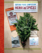 Oxford Food Symposium Annual 2020, Herbs and Spices book cover